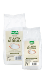 Atlantic Sea Salt, fine